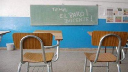 Villa Constitución: desde abajo crece el paro docente