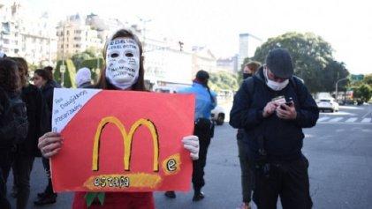 McEstafa en Tucumán: McDonald's obliga a sus empleados a trabajar gratis