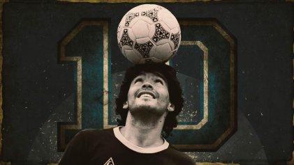 El fenómeno Maradona