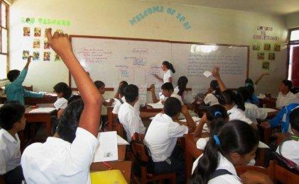 San Nicolás: docentes trabajando en tiempos de cuarentena