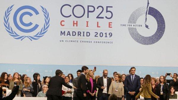 #COP25 en Madrid: el capital vende humo (y lo genera)